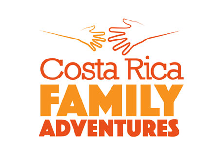 Logo of Costa Rica family Adventures for family vacations